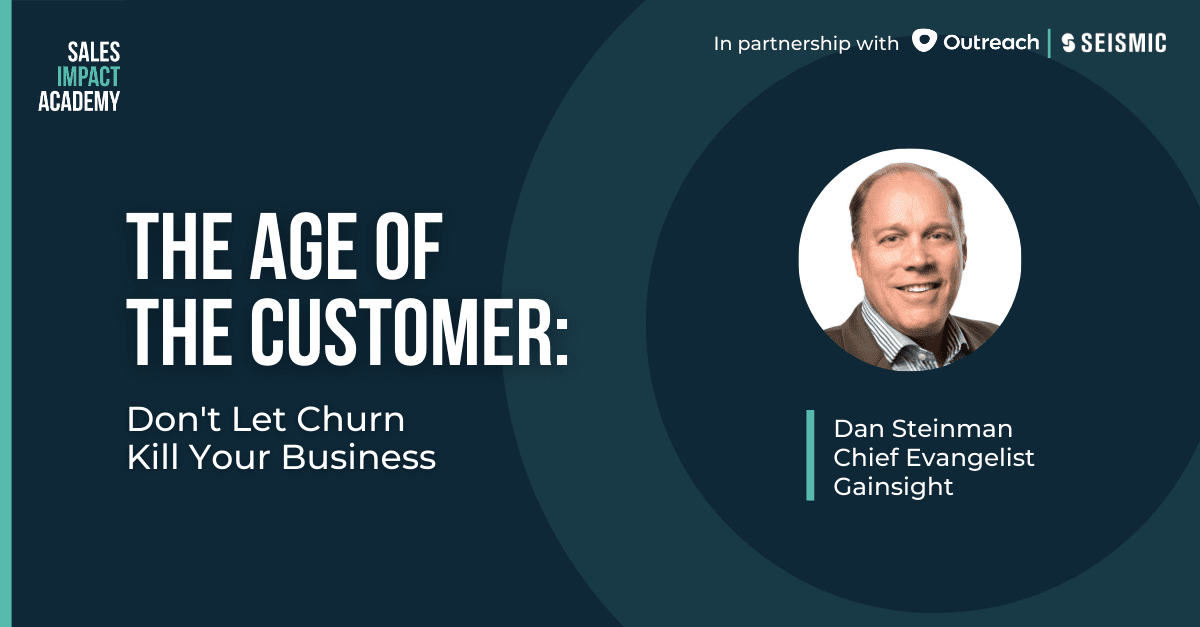 The Age of the Customer