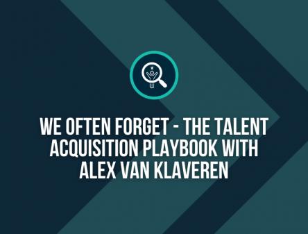 We Often Forget with Alex Van Klaveren