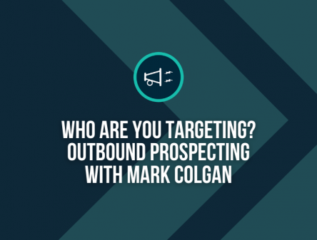 Who are you targeting? with Mark Colgan